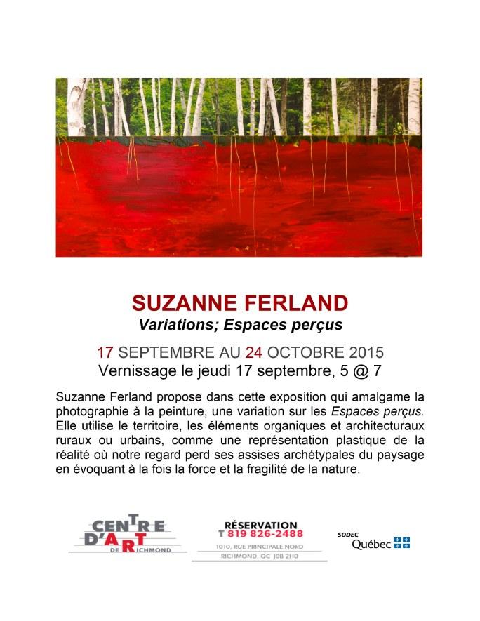 SUZANNE FERLAND