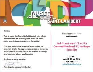 Musée à ciel ouvert de Saint-Lambert